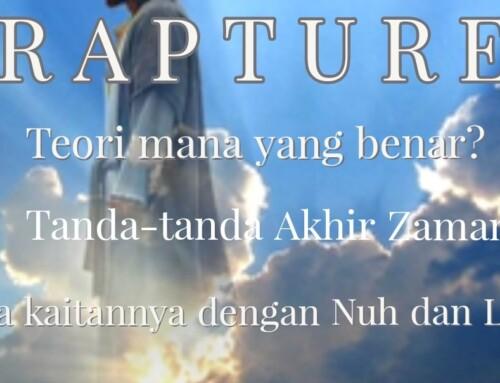 Rapture – Teori mana yang benar?
