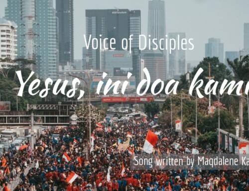 Yesus, ini doa kami – Song written by DR. Maqdalene Kawotjo