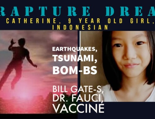 RAPTURE DREAM (Catherine from Indonesia)