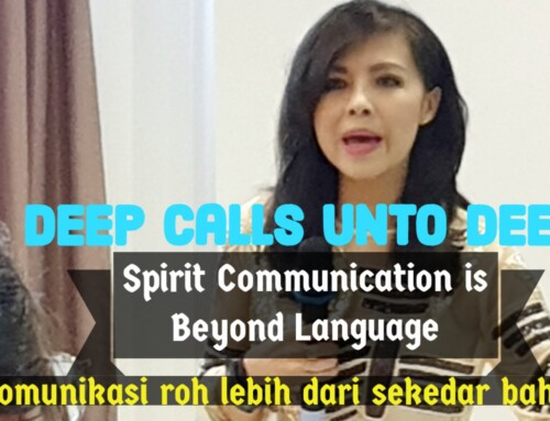 Deep Calls Unto Deep I Spiritual Detox Camp (Part 2)