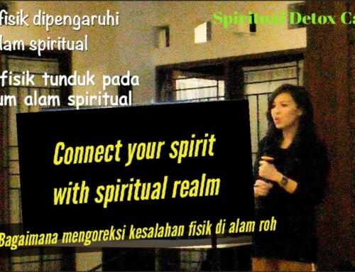 Mengoreksi kesalahan fisik di alam roh (Part 1)