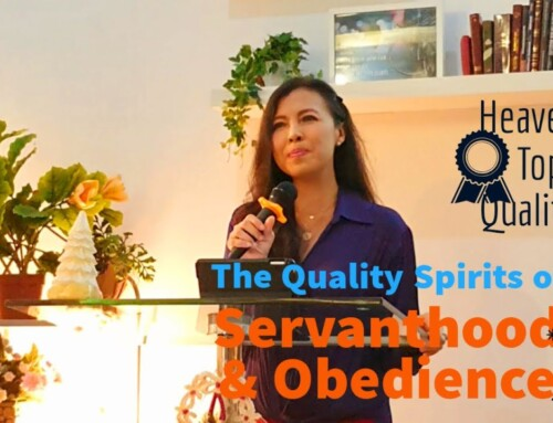 The Quality Spirits of Servanthood & Obedience