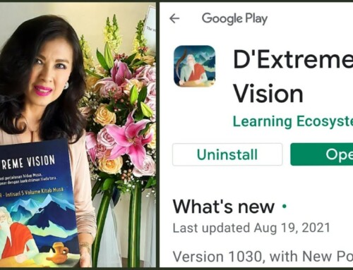 Launching D'EXTREME VISION – Part 2